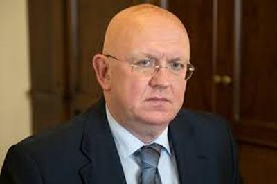 Небензя призвал ООН ксрочному перезапуску процесса поурегулированию наБлижнем Востоке
