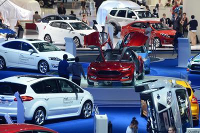 ВРФ загод средняя стоимость элитных автосалонов возросла в12 раз
