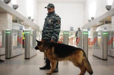 За прошлый год в столичном метро было изъято 260 тысяч единиц оружия и опасных предметов