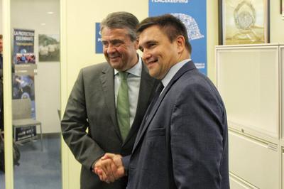 Глава МИД Германии заявил, что вооруженные миротворцы появятся на Украине в ближайшее время
