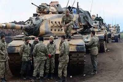 Путин и Эрдоган обсудили в телефонном режиме военную операцию в САР