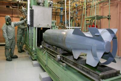 В Министерстве Обороны РФ считают, что США намеренно не уничтожают своё химоружие, пытаясь сохранить хотя бы его часть