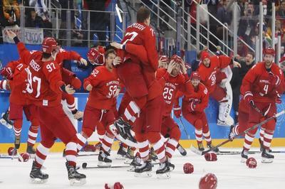 Российскую команду по хоккею обвинили в игнорировании решений МОК