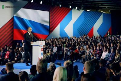 В России возрождается волонтерское движение.