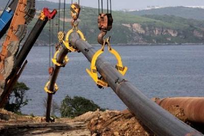 """""""Газпром"""" объявил о повышении проектной стоимости газопровода """"Турецкий поток"""""""