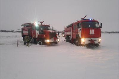 Пассажирский самолет упал в подмосковном Раменском