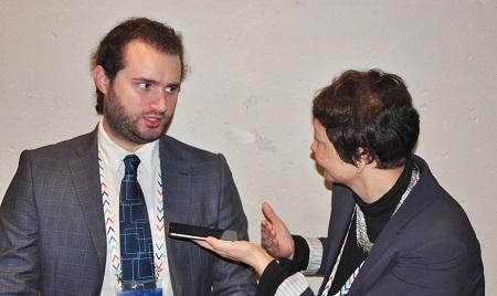 Известный дирижер, руководитель продюсерского центра «Pro-cent» Джавад Тагизаде