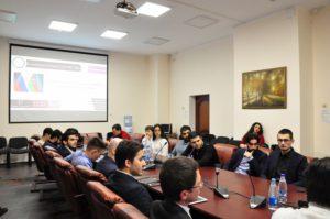 Эксперты ответили на вопросы студентов ведущих вузов Москвы, в рамках круглого стола, посвященного проблемам и перспективам взаимодействия стратегических партнеров.