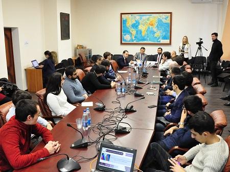 круглый стол, организованный Ближневосточным клубом НИУ «Высшая школа экономики»