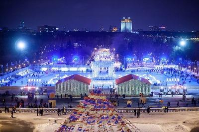 Парки столицы проведут акцию «Ночь накатке»
