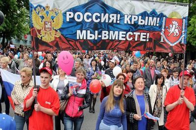 Россию к присоединению Крыма кто-то подтолкнул обдуманно