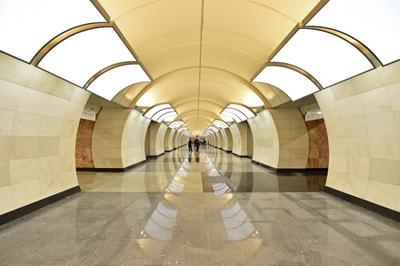 Мэр Москвы открыл три станции в столице
