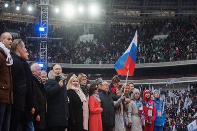 Президент РФ Владимир Путин рассеял опасения россиян о фатальной для России смене власти