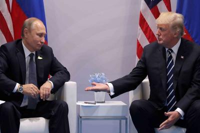 Корреспондент NBC почти уверенна, что у Путин молчит, зная «что-то» о Трампе
