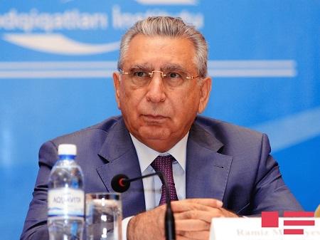 руководителя Администрации Президента Азербайджана, академика Рамиза Мехтиева