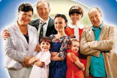 Запрещенный вгосударстве Украина Добронравов сделал громкое объявление о телесериале «Сваты»