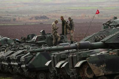 Эрдоган заявил, что операции турецких военных в САР не противоречат интересам РФ