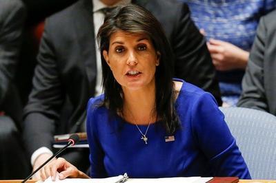 Захарова увидела в высказываниях Хейли признание в оплате Штатами солидарности в международных организациях