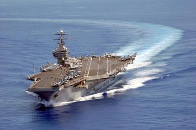 ударной группы ВМФ США