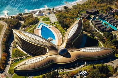 Крым кновому летнему сезону увеличил число берегов иотелей