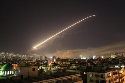 Началась военная операция в Сирии