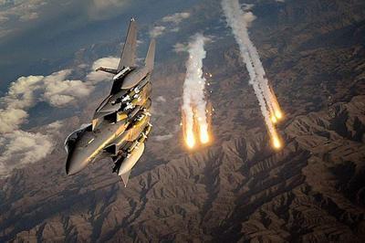Первый ракетный удар по Сирии завершился, возможно повторение
