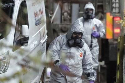 В Лондоне заявили, что Скрипали были отравлены жидким веществом