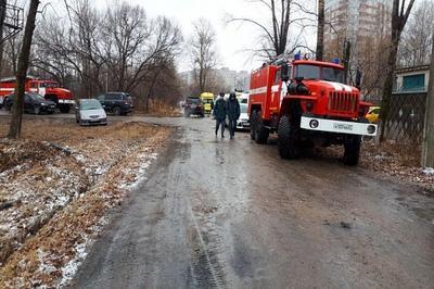 В русском Хабаровске наулицу рухнул вертолет, есть жертвы