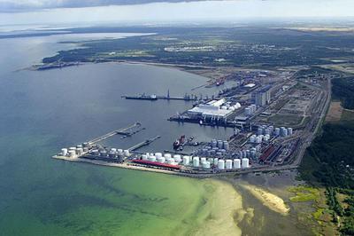 """""""Газпром"""" планирует строительство газоперерабатывающего завода на балтийском побережье"""