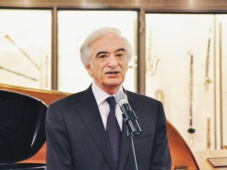 министр культуры АзербайджанаАбульфаса Гараева