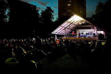 """С 15 по 17 июня в """"Аптекарском огороде"""" пройдёт открытие ежегодного фестиваля джаза"""