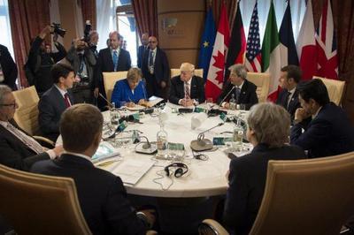 Высказывания Трампа о возвращении России в Большую семерку расценили в Европе как провокацию