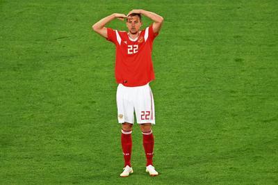 Свершилось! Сборная России, после победы над Египтом, выходит в 1/8 финала.
