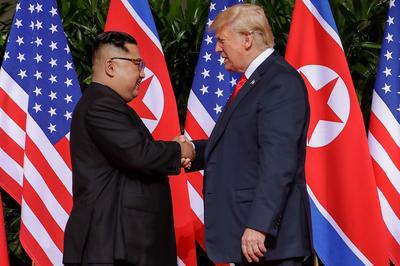 В Госдуме следили за переговорами Трампа и Ким Чен Ына, и сделали выводы