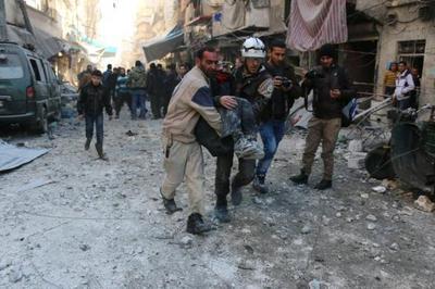 """В Сирии сорвалась операция по выводу """"Белых касок"""" на территорию Иордании"""