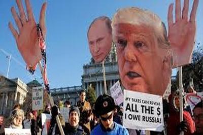 В соцсетях обсуждают новое заявление Трампа по поводу вмешательства России в выборы