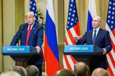 Путин убедил Трампа в отсутствии на него компромата