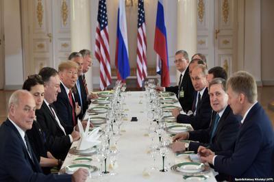 В Администрации президента США отказались всерьез рассматривать