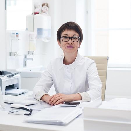 Зорина Ирина Вадимовна, к.м.н., научный руководитель сети центров репродукции и генетики Нова Клиник