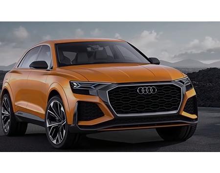 Audi Q4 2019