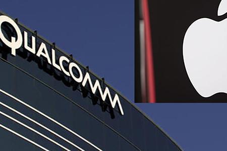 Apple начнут судебное разирательство с Qualcomm