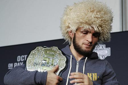 Нурмагомедов чемпион