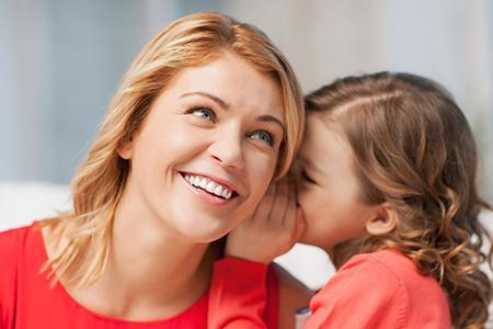 вопросы для диалога с ребенком
