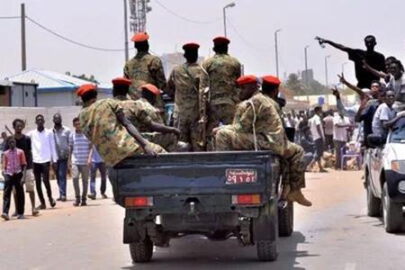 Государственный переворот в Судане