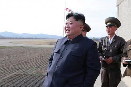 Северной Корее ведется стрельба из нового тактического оружия