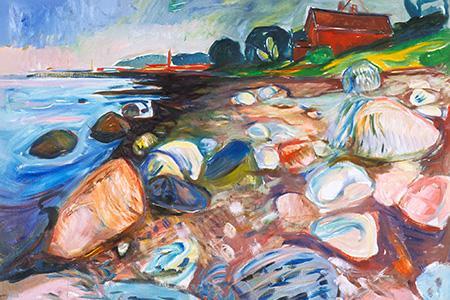 Эдвард Мунк Третьяковская галерея выставка