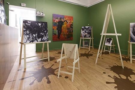 выставка KOMAR MELAMID