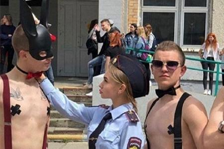 БДСМ выпускной во Владивостоке