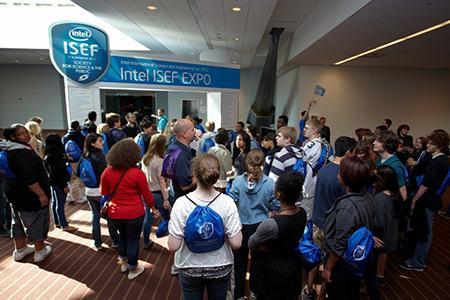Российские школьники победители Intel ISEF
