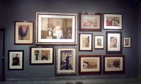 Выставка Шейлы Мецнер